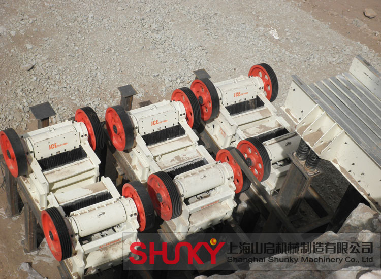 JCE Jaw Crusher