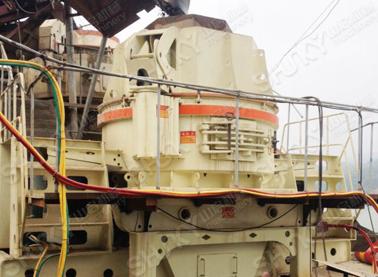 6S Sand making machine