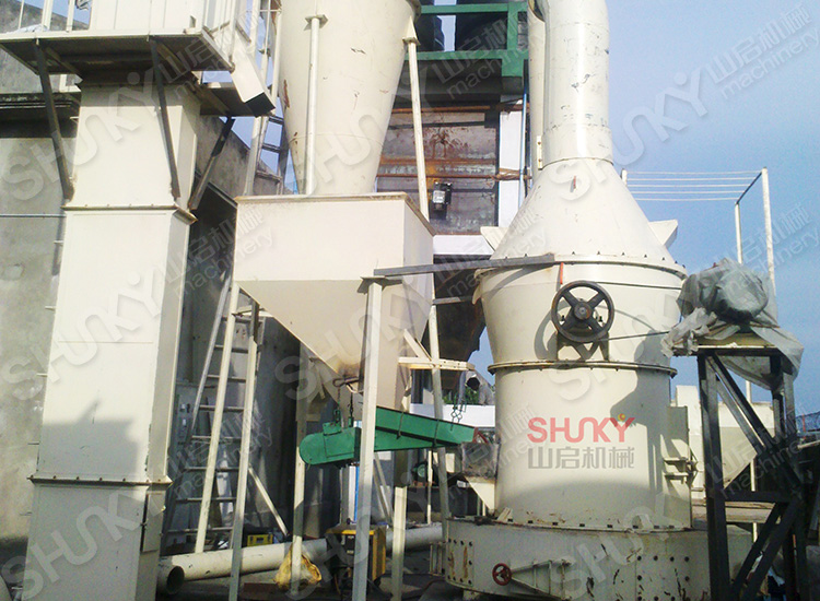 MTW Series Grinding Mill