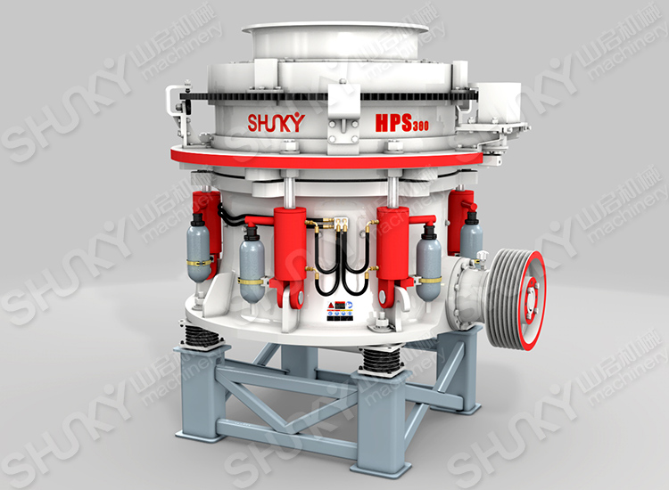 HPS Series Cone Crusher