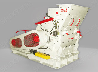 European Coarse Grinding Mill