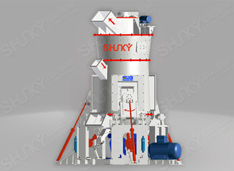 SRM Series Vertical Mill