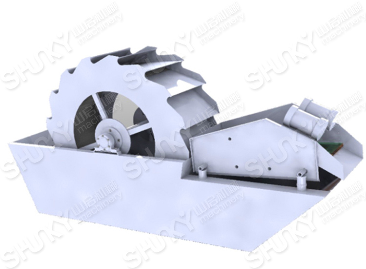 Sand Washing Recycling Machine