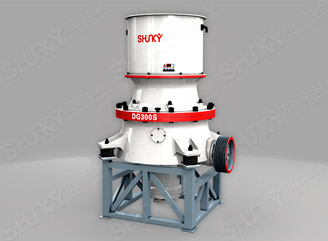 DG Series Hydraulic Cone Crusher